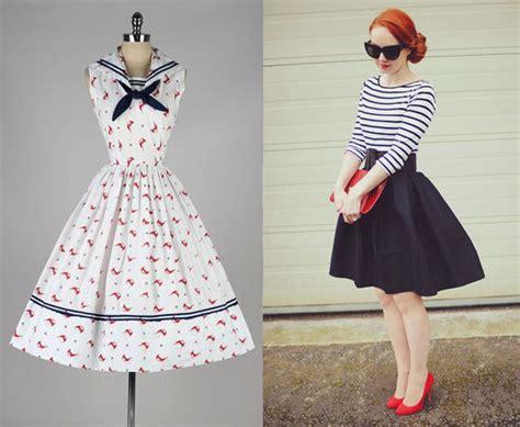 imagenes de estilo retro la diferencia entre ropa retro y ropa vintage