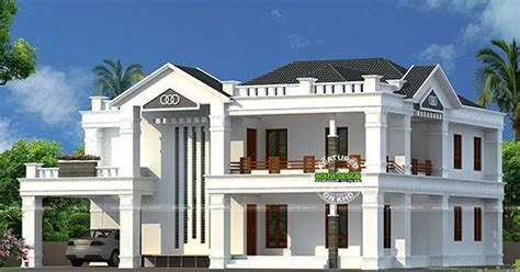 colonial style 5 bedroom victorian style house kerala semi colonial style 4 bedroom home kerala home design