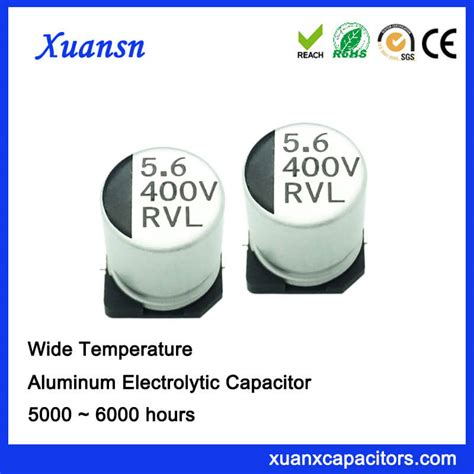 smd capacitor high voltage smd chip high voltage 5 6uf 400v electrolytic capacitor