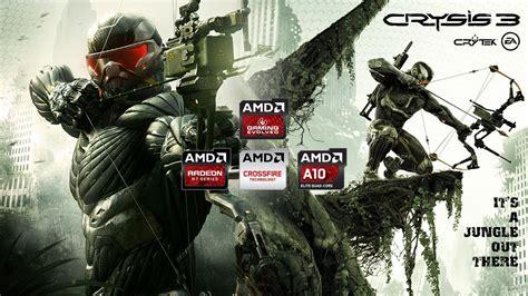 Amd Kaveri A10 7850k Fm2 Radeon R7 Series 39ghz Cache 2x2mb 95w crysis 3 on amd a series kaveri a10 7850k and amd radeon r7 250 dual graphics gameplay