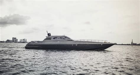 miami vice boat accident one of the fastest yacht ever built and other yacht news