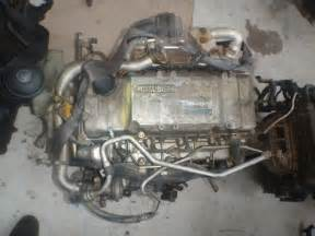 Mitsubishi Fuso Engine Mitsubishi Canter Fuso 4m42 3 0 Engine For Mitsubishi