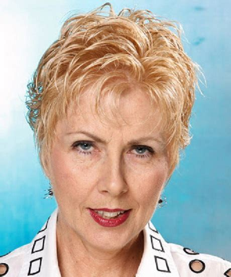 short spiky cuts over 60 short haircuts women over 60