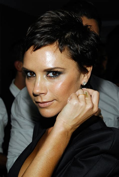 victoria beckham pixie haircut pictures pixies have more fun inspiration the urban silhouette