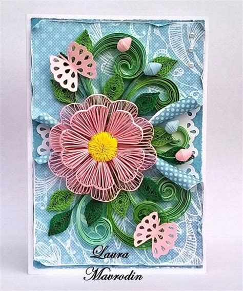 quilling kwiaty tutorial 1000 images about quilled creations on pinterest