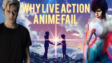 action anime adaptations fail youtube