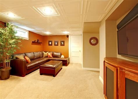 simple finished basement ideas 63 finished basement quot cave quot designs awesome pictures