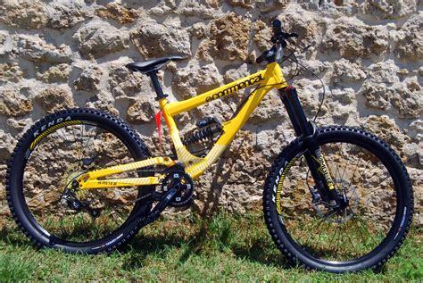 commencal supreme 8 pin commencal supreme 8 gamme 2011 on