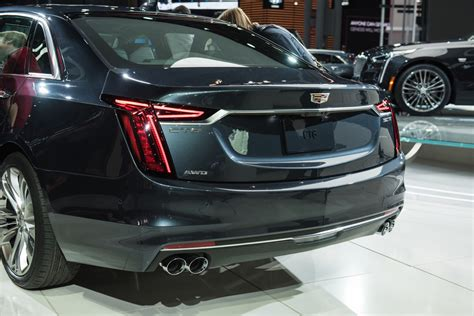 2019 Cadillac Ct6 by 2019 Cadillac Ct6 Refresh Live Photo Gallery Gm Authority