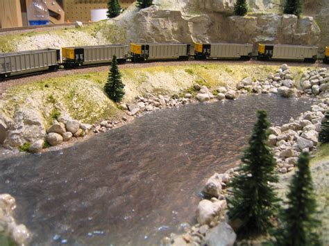 train layout water features n scale addiction december 2011