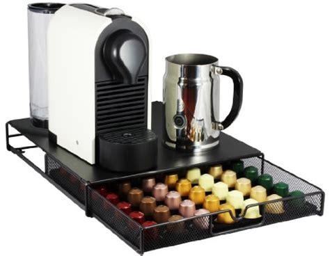 Coffee Pod Holder Drawer by Decobros Coffee Pod Packs Storage Mesh Drawer Holder