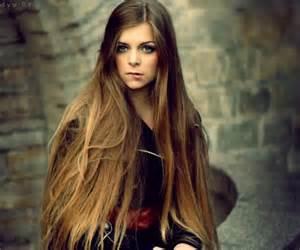 Teenage girl hairstyles for long straight hair