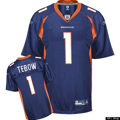 Tim Jersey tim tebow broncos jersey already in demand huffpost