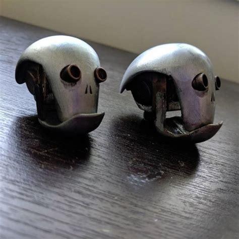 printable cute robot head stanley  james callaway