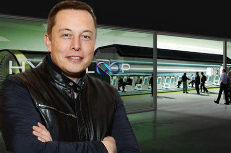 elon musk train hyperloop coming to new york as elon musk reveals verbal