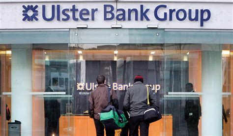 ulster bank house mortgages tracker mortgage scandal puts dent in ulster bank profits