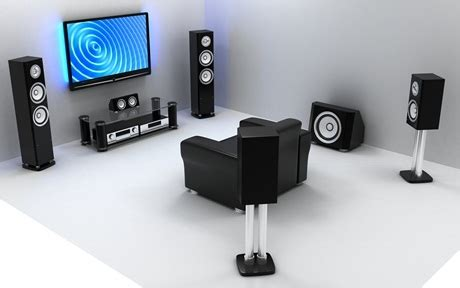 surround sound setup 5 1 7 1 and more
