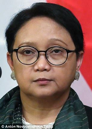 marise payne retno foreign minister s texts to her australian counterpart