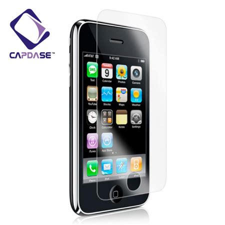 Capdase Screen Guard Imag Anti Fingerprint For Blackberry Q10 capdase imag screen protector apple iphone 3gs 3g reviews comments