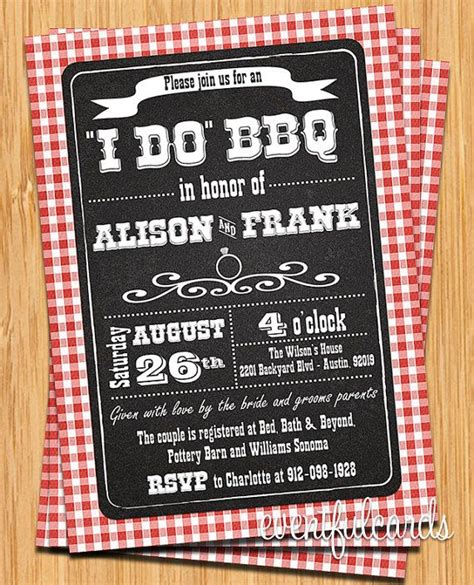 Bbq Bridal Shower Invitations by 173 Best Images About Bridal Shower Ideas On