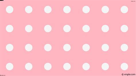 wallpaper pink dots wallpaper pink polka dots white spots ffb6c1 f5f5f5 240