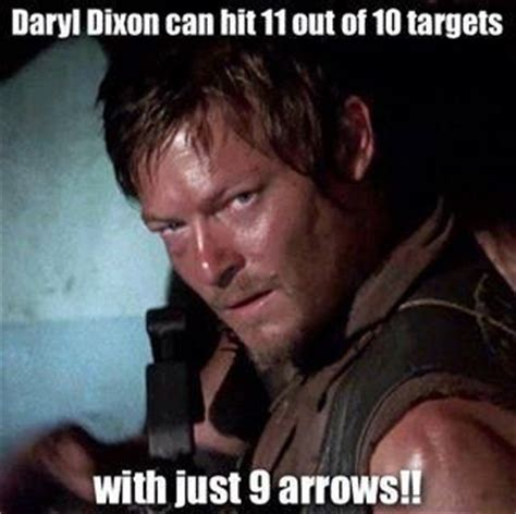 Daryl Dixon Meme - 31 best images about daryl dixon s crossbow on pinterest