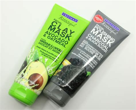 Nats Oatclay Mask freeman clay mask avocado oatmeal and polishing mask charcoal black sugar