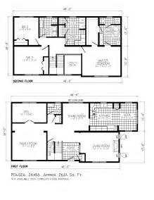 Two Story Home Plans by Small Two Story Cabin Floor Plans With House Under 1000 Sq