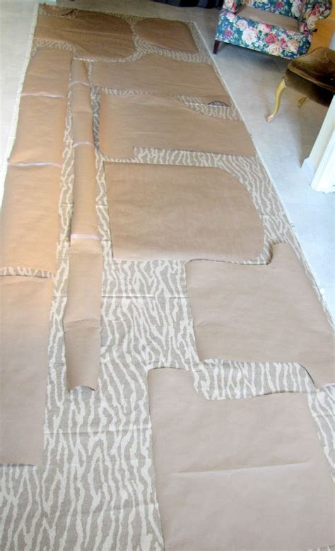 couch slipcover pattern 17 best ideas about chair slipcovers on pinterest