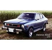 1978 Datsun B210  Information And Photos MOMENTcar