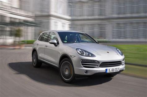 Porsche Cayenne Diesel Usa by 2013 Porsche Cayenne Diesel Debuts In U S Priced From