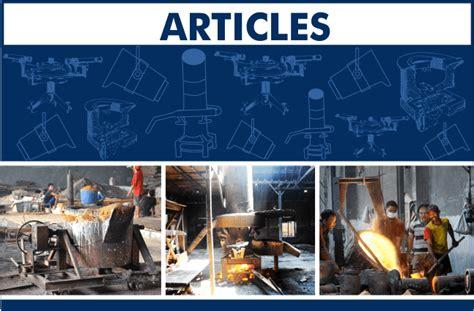 Cetakan Ceper articles artikel pengecoran logam logamceper