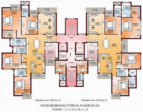 12 Bedroom House Plans | zimbabwe house plan four bedroom modern house