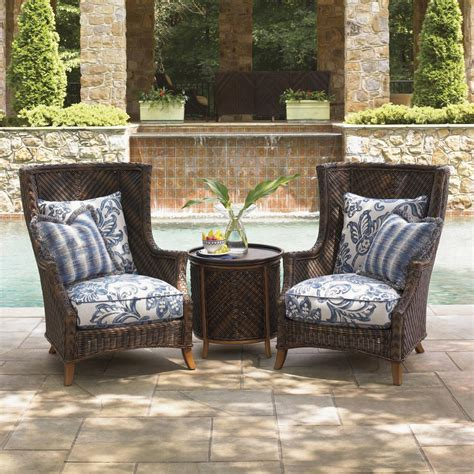 bahama patio furniture clearance bahama outdoor living island estate lanai two wing