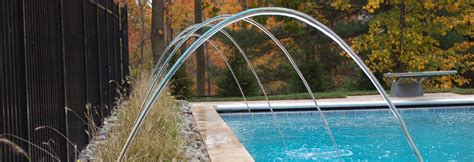 Backyard Pool Ideas swimming pool water features comprehensive guide