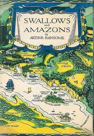 swallows and amazons swallows and amazons by arthur ransome books