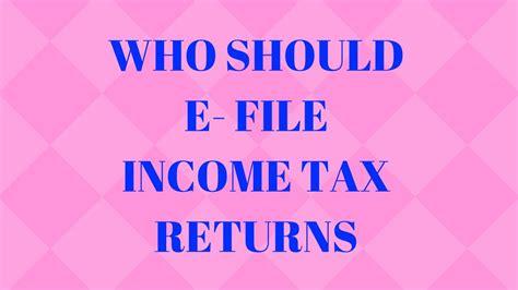 tarikh isi e filing 2016 tarikh tutup e failing itax who should e file income tax