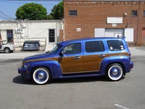 Woody Chevrolet Chevrolet Hhr Woody By Jetster1 On Deviantart