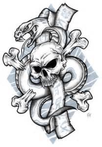 skulls tattoo design wallpaper applications android sur
