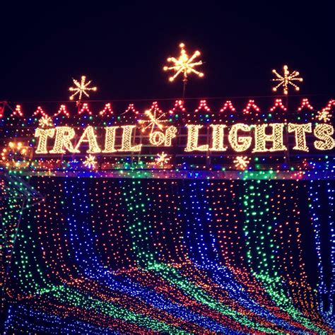 Trail Of Lights by Trail Of Lights