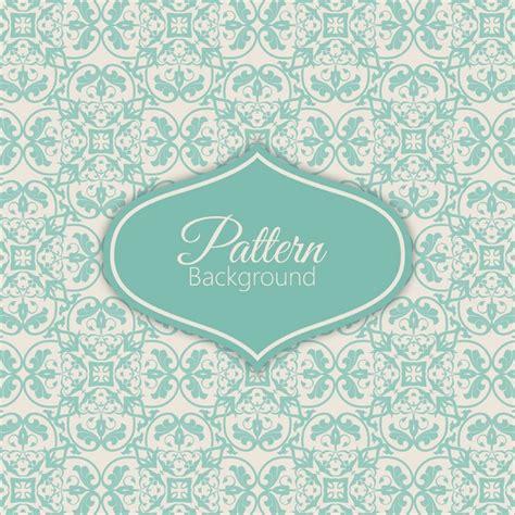 elegant background pattern free decorative background with an elegant pattern vector