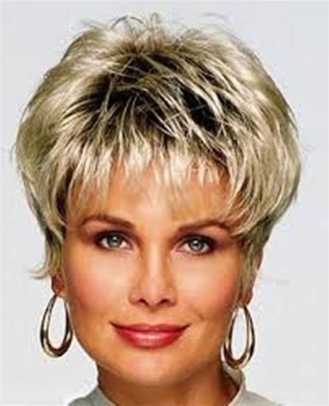 short hairstyles thick hair women over 50 short haircuts for thick hair over 50 hair styles