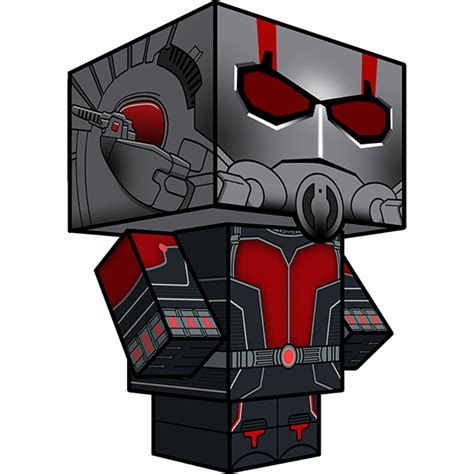 Marvel Papercraft - ant cubee papercraft papercraft paradise