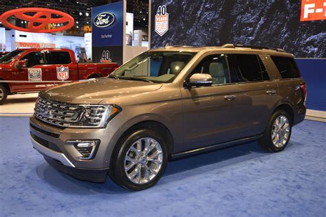 New Ford 2018 by 2018 Ford Expedition Is The New Big Kid On The Block