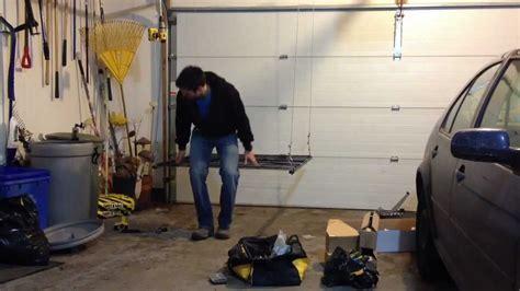 Garage Trailer Lift by Electric Garage Storage Lift