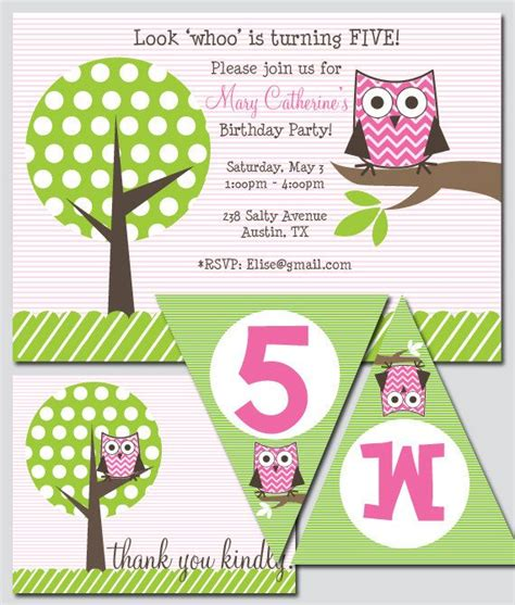 printable owl party decorations 19 best images about owl party theme on pinterest owl