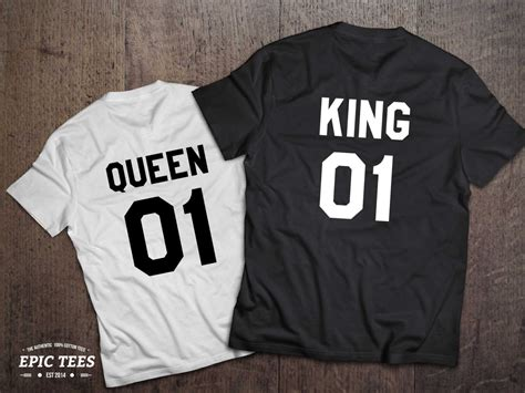 T Shirt This Is Message To You 01 king and shirts king 01 01 couples by epictees4you