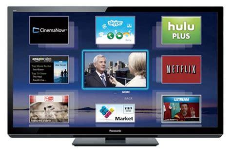 Tv Panasonic Maret Panasonic 2010 Tvs To Get Viera Connect Market Flatpanelshd