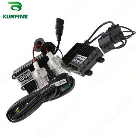 Lu Hid Xenon Light Motor 12v 100w d2s car hid conversion kit hid xenon kit car hid