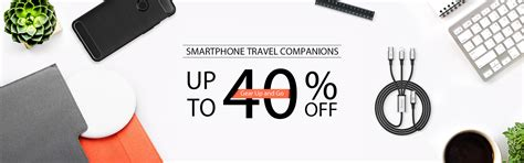 smartphone travel accessories flash sale save